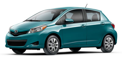 2012 Toyota Yaris in Sioux Falls - 1 of 0