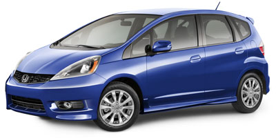 2013 Honda Fit in Iowa City - 1 of 0