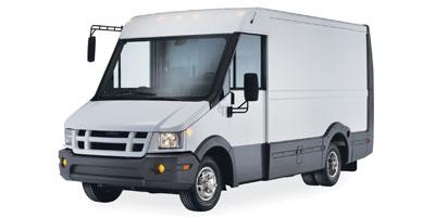 Isuzu Commercial Van 2012