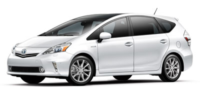 2012 Toyota Prius v in Sioux Falls - 3 of 0