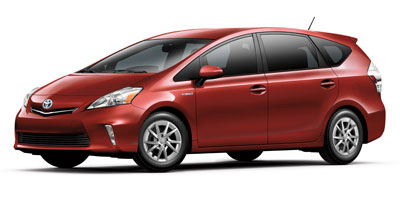 2012 Toyota Prius v in Sioux Falls - 2 of 0