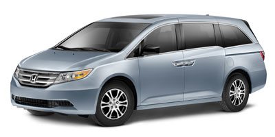 2013 Honda Odyssey in Iowa City - 1 of 0
