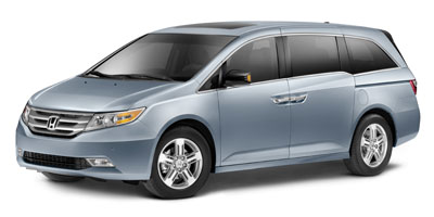 2013 Honda Odyssey in Iowa City - 2 of 0