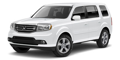 2013 Honda Pilot in Iowa City - 1 of 0