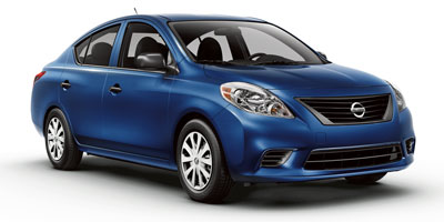 2013 Nissan Versa in Sioux Falls - 1 of 0