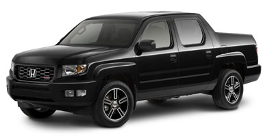 2013 Honda Ridgeline in Iowa City - 1 of 0