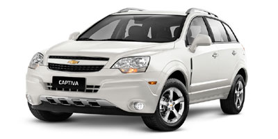 2012 Chevrolet Captiva Sport Fleet in Sioux City - 1 of 0