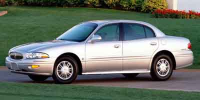 2002 Buick LeSabre Custom  - .2747A 