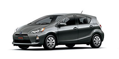 2013 Toyota Prius c Three Lease Special