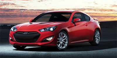 2013 Hyundai Genesis Coupe Manual Lease Special
