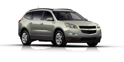 2012 Chevrolet Traverse LT available in Sioux City and Watertown
