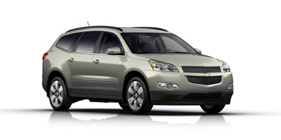 2012 Chevrolet Traverse in Sioux Falls - 1 of 0