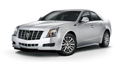 CTS Sedan 4dr Sdn 3.0L Luxury RWD