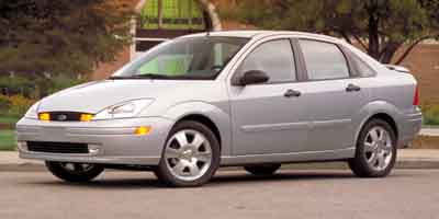 2002 Ford Focus 4D Sedan  for Sale  - R15093  - C & S Car Company