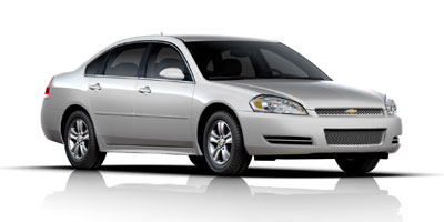 2012 Chevrolet Impala in Sioux Falls - 1 of 0