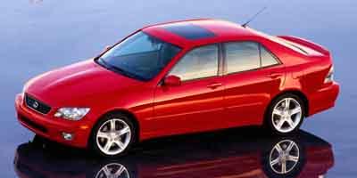 Lexus IS 300 2002