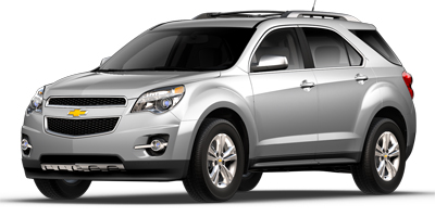 2013 Chevrolet Equinox LTZ in Sioux Falls and Des Moines