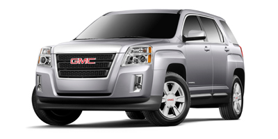 2013 GMC Terrain in Iowa City - 1 of 0