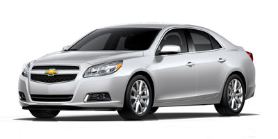 2013 Chevrolet Malibu in Iowa City - 1 of 0