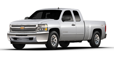 2013 Chevrolet Silverado 1500 in Iowa City - 1 of 0