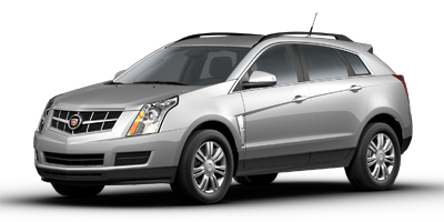 2013 Cadillac SRX in Iowa City - 1 of 0