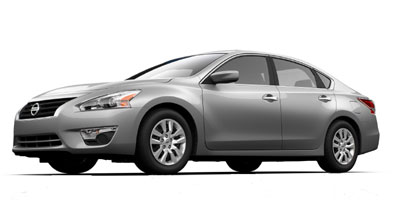2013 Nissan Altima 2.4 S Sedan 4 Dr.