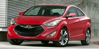 2013 Hyundai Elantra Coupe in Iowa City - 1 of 0