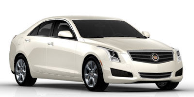 2013 Cadillac ATS AWD Sedan Lease Special