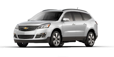 Traverse AWD 4dr LTZ
