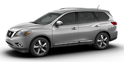 2013 Nissan Pathfinder in Sioux Falls - 1 of 0