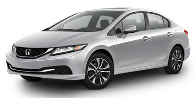 2013 Honda Civic Sdn in Iowa City - 1 of 0
