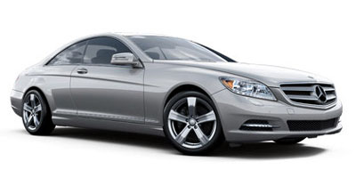 2013 Mercedes-Benz CL-Class CL550 4MATIC Coupe Lease Special