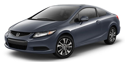 2013 Honda Civic Cpe EX available in Iowa City and Rapid City