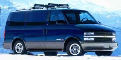 Chevrolet Astro Passenger 2002