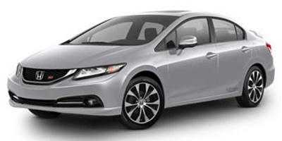 2013 Honda Civic Sdn in Iowa City - 1 of 0