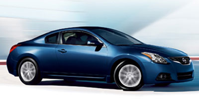 2013 Nissan Altima Coupe 2.5 S Lease Special