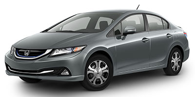 2013 Honda Civic Hybrid in Iowa City - 1 of 0