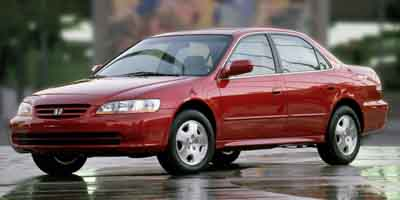 2002 Honda Accord 4D Sedan  for Sale  - R14489  - C & S Car Company
