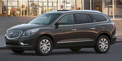 2015 Buick Enclave Leather Sport Utility FWD 6 Cylinders 3.6L
