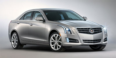 2014 Cadillac ATS Luxury 4dr Car RWD 1