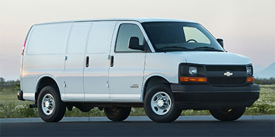 2014 Chevrolet Express Cargo Van 2500 Regular Wheelbase Rear-Wheel Drive in Sioux Falls and Rapid City