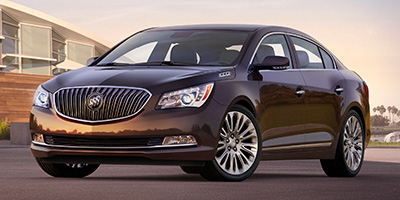 2014 Buick LaCrosse Leather 4dr Car FWD 6 Cylinders 3.6L