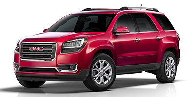 2016 GMC Acadia SLE available in Iowa City and Watertown