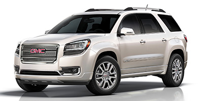 2014 GMC Acadia Denali available in Iowa City and Sioux City
