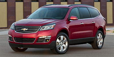 2014 Chevrolet Traverse in Sioux Falls - 1 of 0