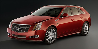 2014 Cadillac CTS Wagon 5dr Wgn 3.0L Luxury RWD Lease Special