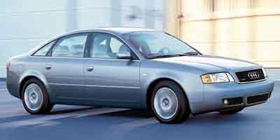 2002 Audi A6 AWD  - 24333A