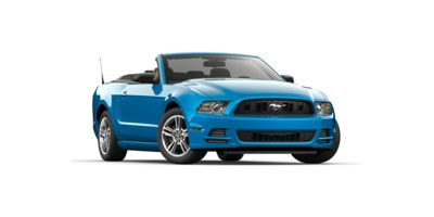2014 Ford Mustang Convertible V6 Lease Special