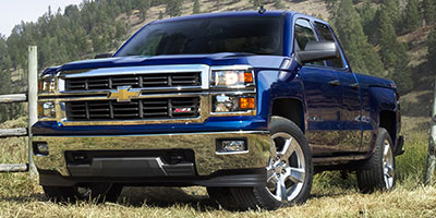 2015 Chevrolet Silverado 1500 LT available in Missoula and Fargo