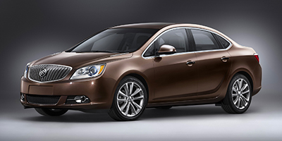 2014 Buick Verano Convenience Group 4dr Car FWD 1